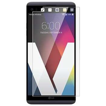 محافظ صفحه نمایش شیشه ای 9 اچ مناسب برای گوشی موبایل ال جی V20