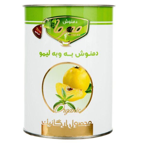 دمنوش به و به لیمو مهرما مقدار 100 گرمی