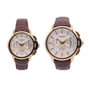 ساعت ست مردانه و زنانه اوشن مارین مدل Z-318Ga1 و Z-318La1