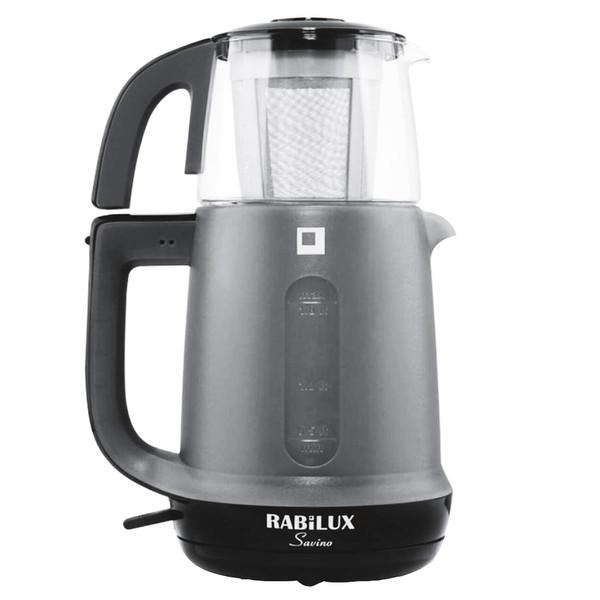 چای ساز _دم آور  رابیلوکس مدل Savino کد 111408 به همراه قیچی آشپزخانه چند منظوره کینگ