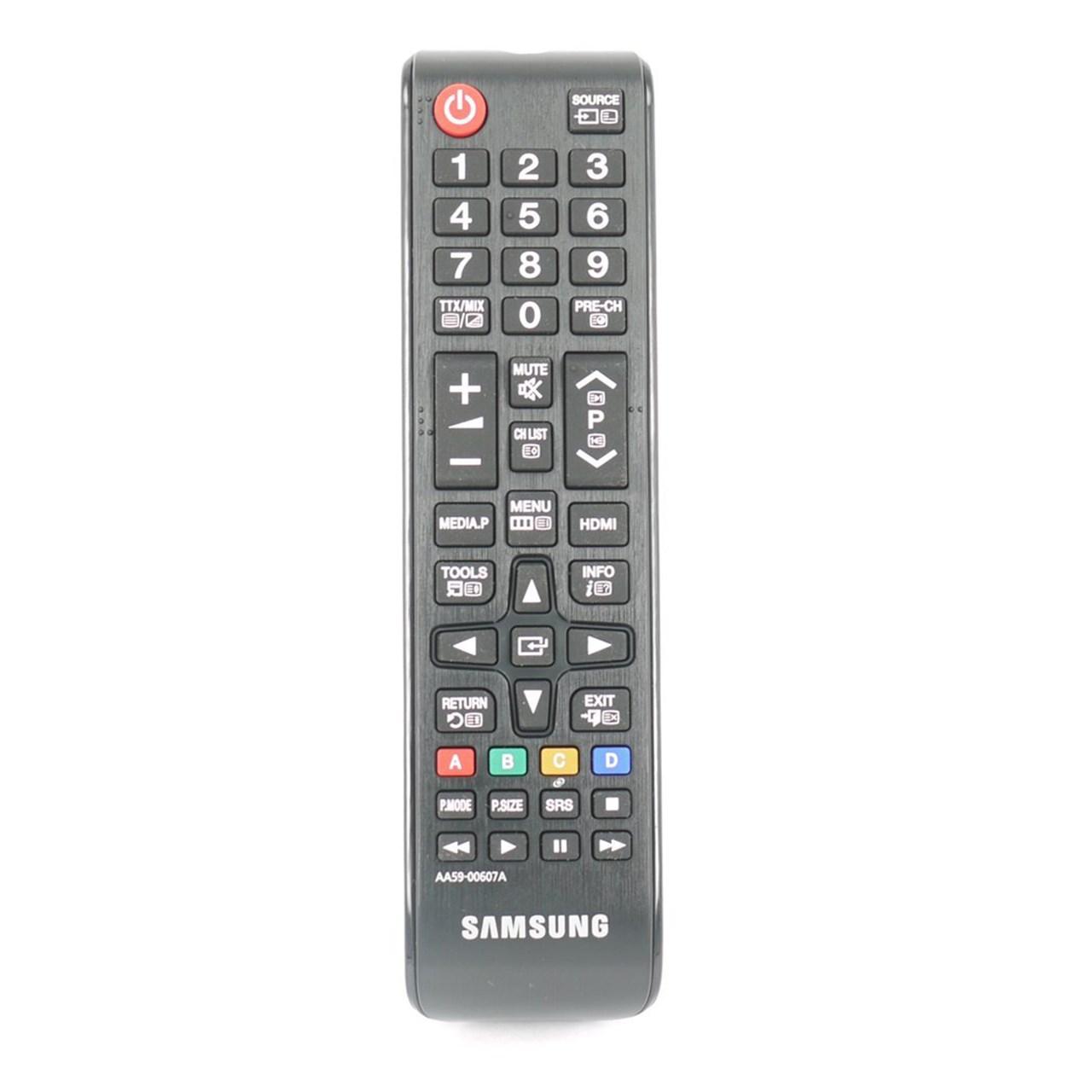 ریموت کنترل تلویزیون مدل AA59-00607A