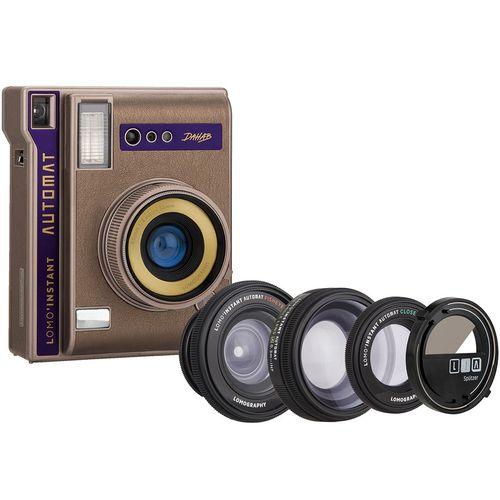 دوربین چاپ سریع لوموگرافی مدل Automat Dahab به همراه سه لنز