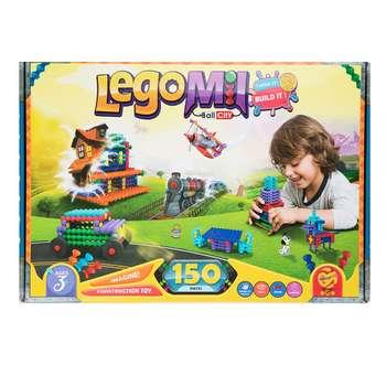 ساختنی مدل Lego Mil