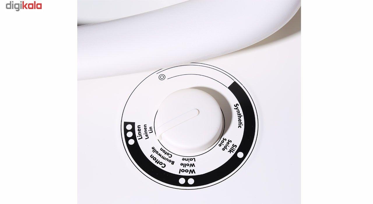 اتو پرسی ژانومه مدل NX300بخار از کف main 1 3