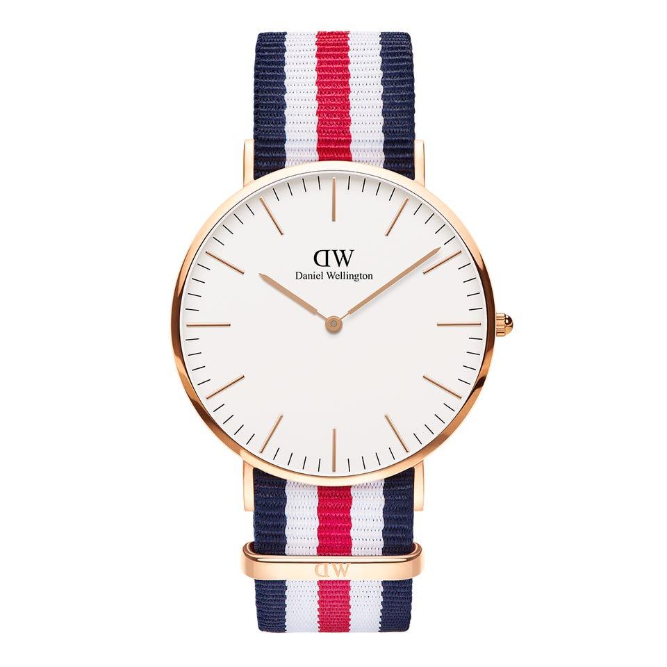 ساعت مچی عقربه ای مردانه دنیل ولینگتون کد DW47              خرید (⭐️⭐️⭐️)