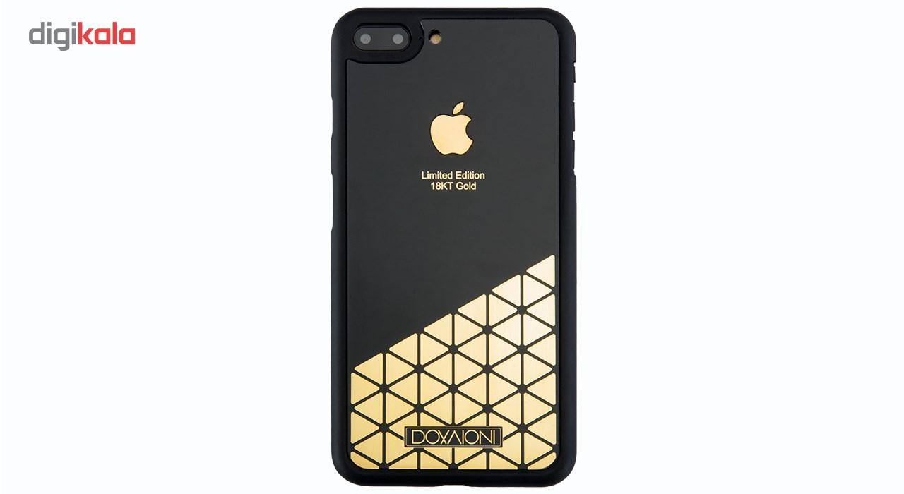 کاور طلا داکسیونی سری Pyramids مناسب موبایل های  Apple iPhone 8 Plus And 7 Plus
