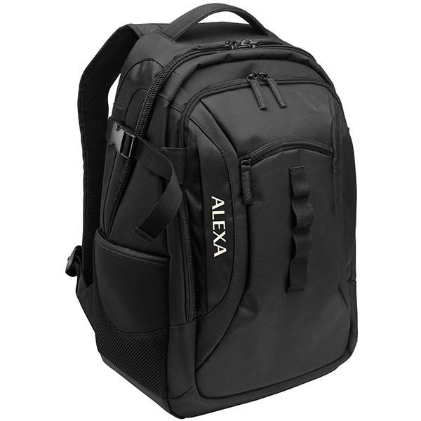 کوله پشتی لپ تاپ الکسا مدل ALX982BL مناسب برای لپ تاپ 15.6 تا 16.4 اینچی