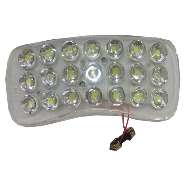 چراغ ال ای دی سقف خودرو تک لایت مناسب برای تیبا