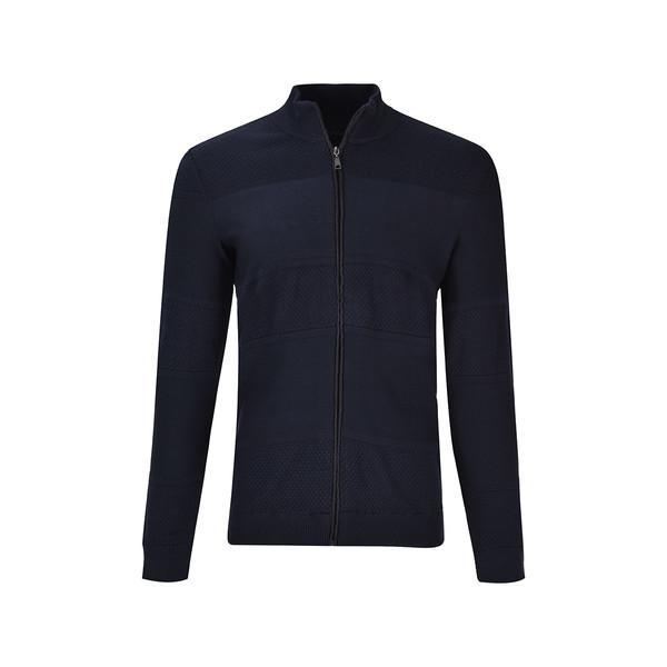 ژاکت مردانه بادی اسپینر مدل 29980013 کد 1 رنگ سرمه ای