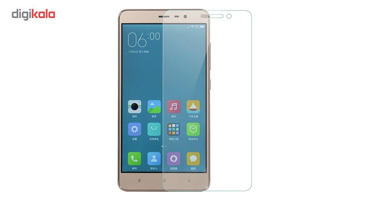 محافظ صفحه نمایش شیشه ای کوالا مدل Tempered مناسب برای گوشی موبایل شیائومی Redmi 3 main 1 2