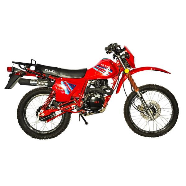 موتور سیکلت همتاز مدل  Falat dt200 سال 1396
