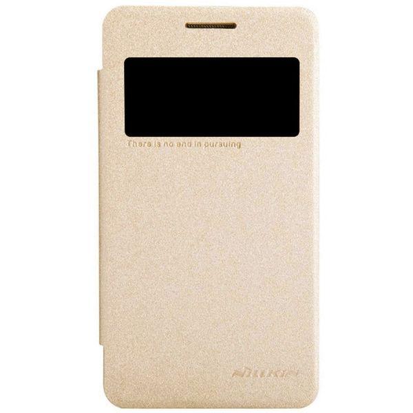 کیف کلاسوری نیلکین مدل New Leather Sparkle مناسب برای گوشی موبایل سامسونگ Galaxy Core 2