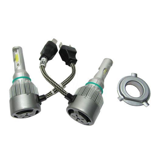 لامپ خودرو ایکس سان مدل H4 بسته دو عددی