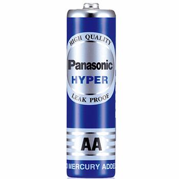 باتری قلمی پاناسونیک مدل Hyper 1.5V بسته 60 عددی