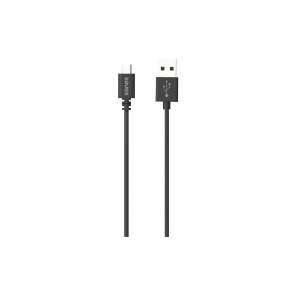 کابل تبدیل USB به microUSB کنکس مدل KMUSB4F به طول 1.2 متر