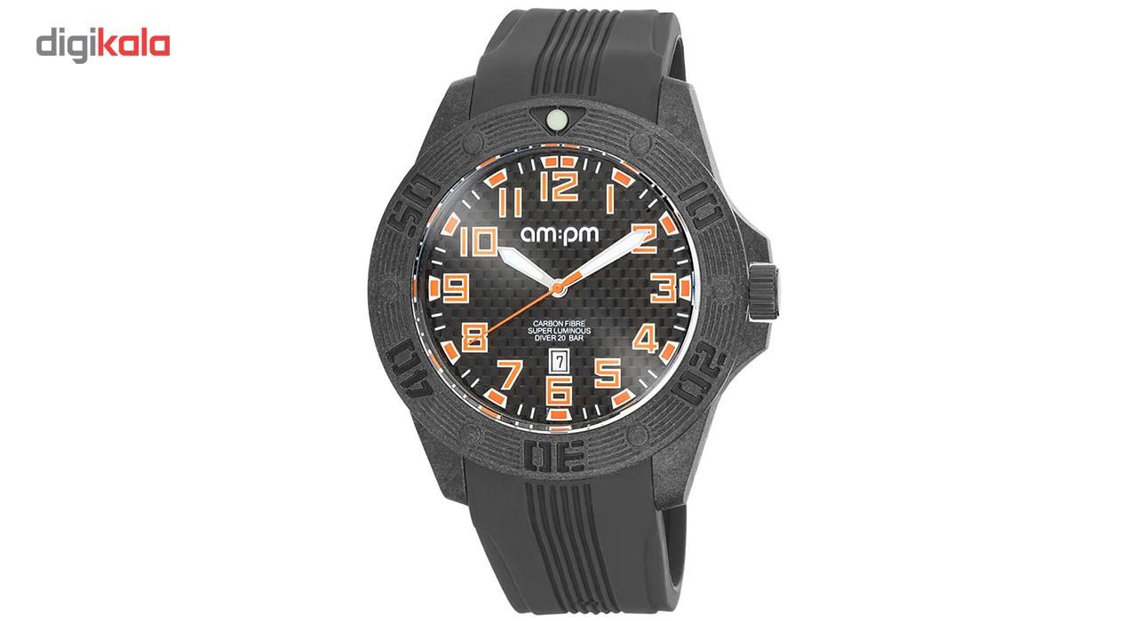 خرید ساعت مچی عقربه ای مردانه ای ام:پی ام مدل PM153-G336