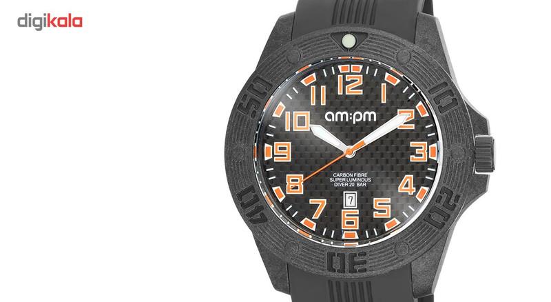 ساعت مچی عقربه ای مردانه ای ام:پی ام مدل PM153-G336 - ای ام پی ام