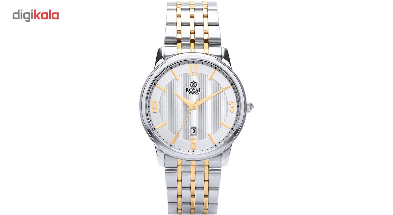خرید ساعت مچی عقربه ای مردانه رویال مدل RL-41294-04