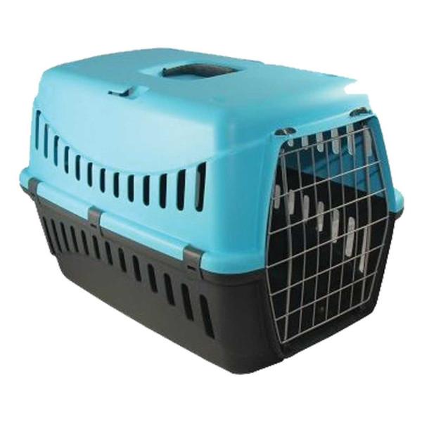 باکس حمل سگ و گربه ام پی مدل درب فلزی سایز کوچک