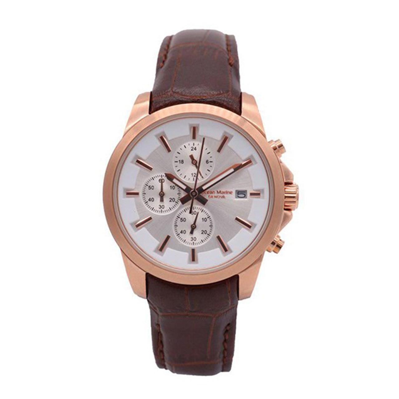 ساعت مچی عقربه ای زنانه اوشن مارین مدل OM-8104L-2