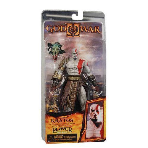 اکشن فیگور نکا سری God of War مدل Kratos Medusa Head