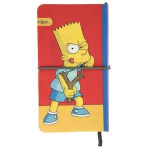 دفتر یادداشت کلیپس طرح سیمپسون
