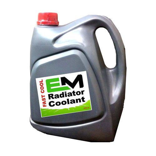 مایع خنک کننده رادیاتور خودرو ای ام ظرفیت 4000 میلی لیتر