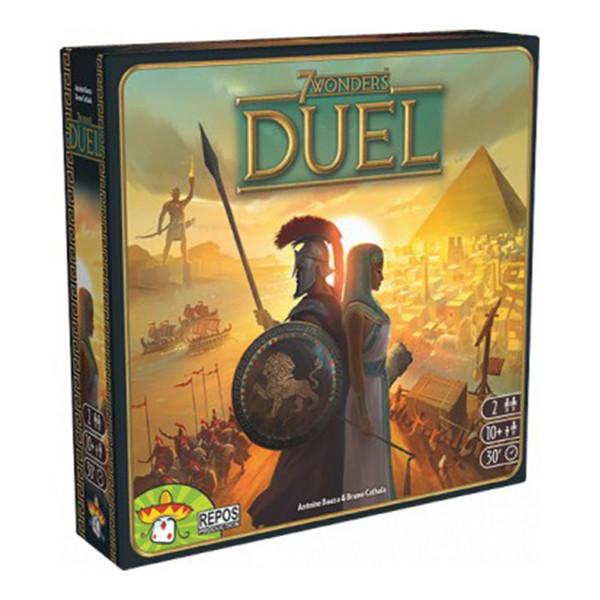 بازی ریپس مدل 7Wonders Duel