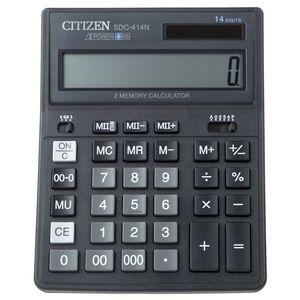 ماشین حساب سیتیزن مدل SDC-414N