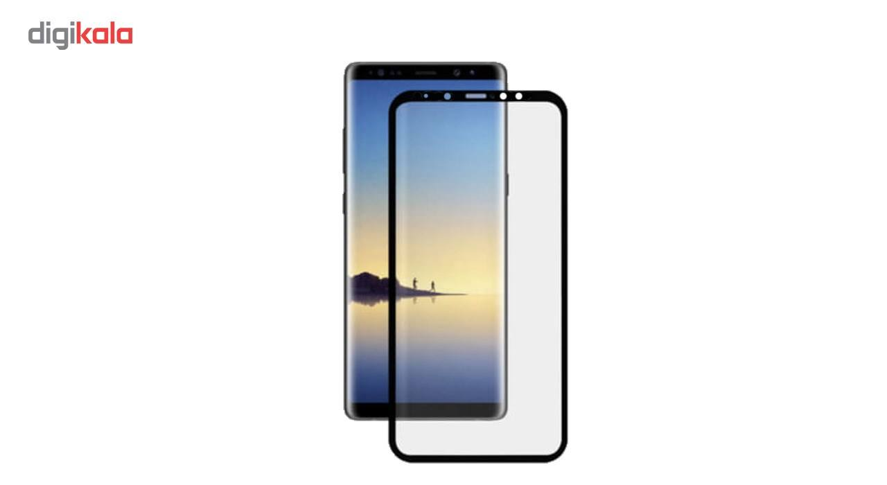 محافظ صفحه نمایش مدل3D Black  مناسب برای گوشی موبایل سامسونگ Galaxy A7-2018 main 1 1