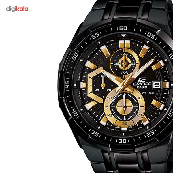 ساعت مچی عقربه ای مردانه کاسیو ادیفایس EFR-539BK-1AVUDF              خرید (⭐️⭐️⭐️)