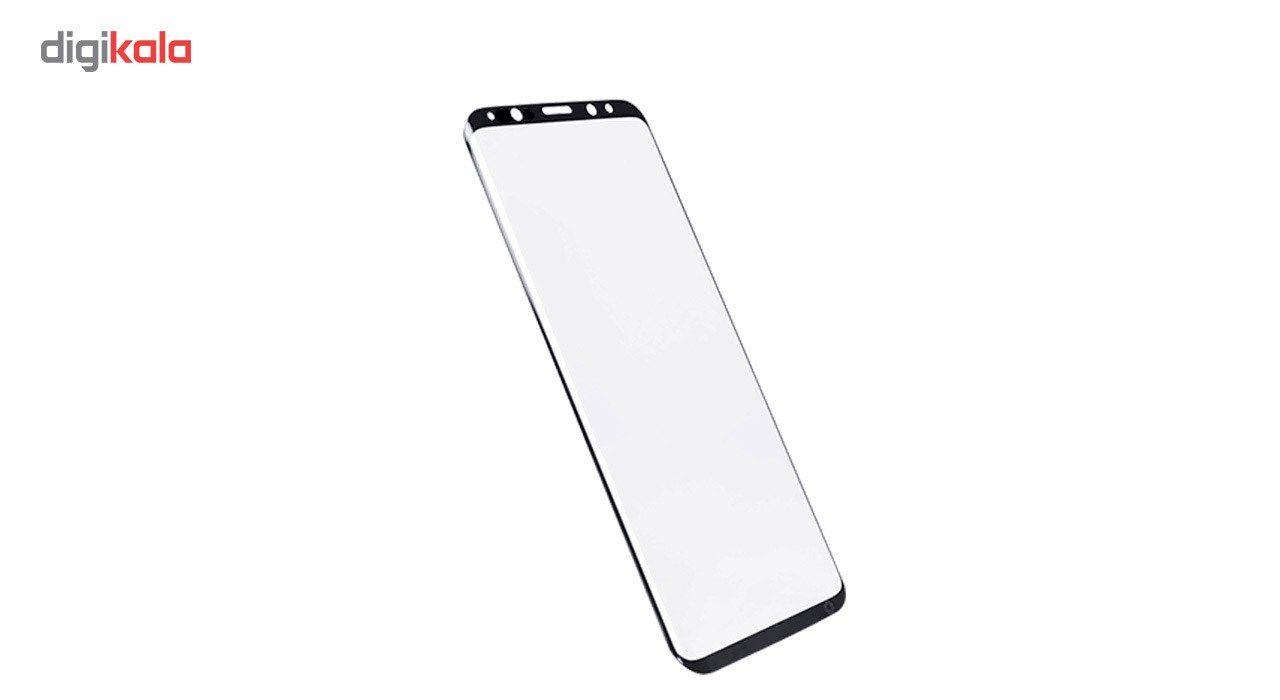 محافظ صفحه نمایش مدل3D Black  مناسب برای گوشی موبایل سامسونگ Galaxy A7-2018 main 1 3