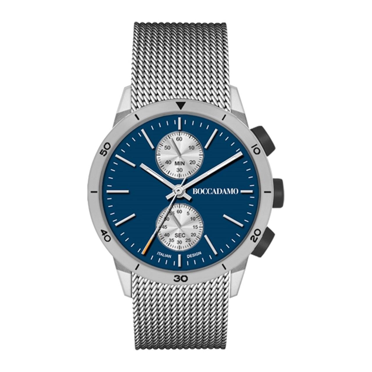 ساعت مچی عقربه ای مردانه بوکادامو مدل RGNV004