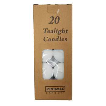 شمع وارمر پنت مکس بسته 20 عددی