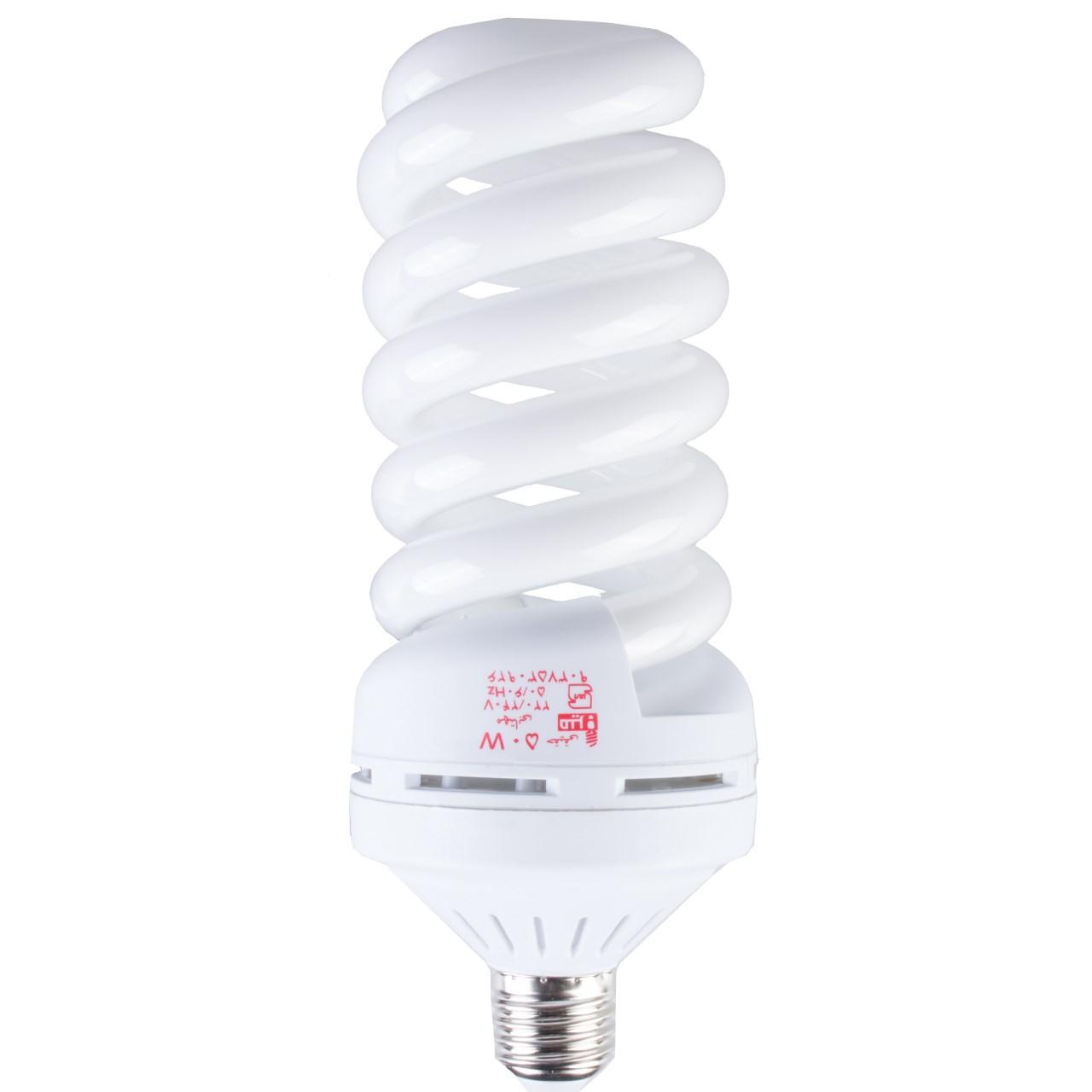 لامپ کم مصرف 50 وات میرا مدل تمام پیچ پایه E27