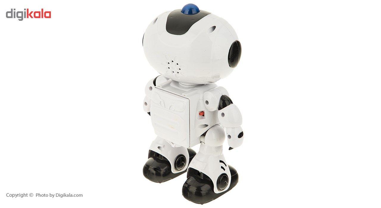 ربات اسباب بازی مدل Auto Demo main 1 2