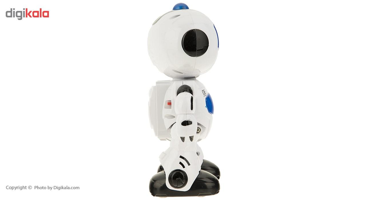 ربات اسباب بازی مدل Auto Demo main 1 3