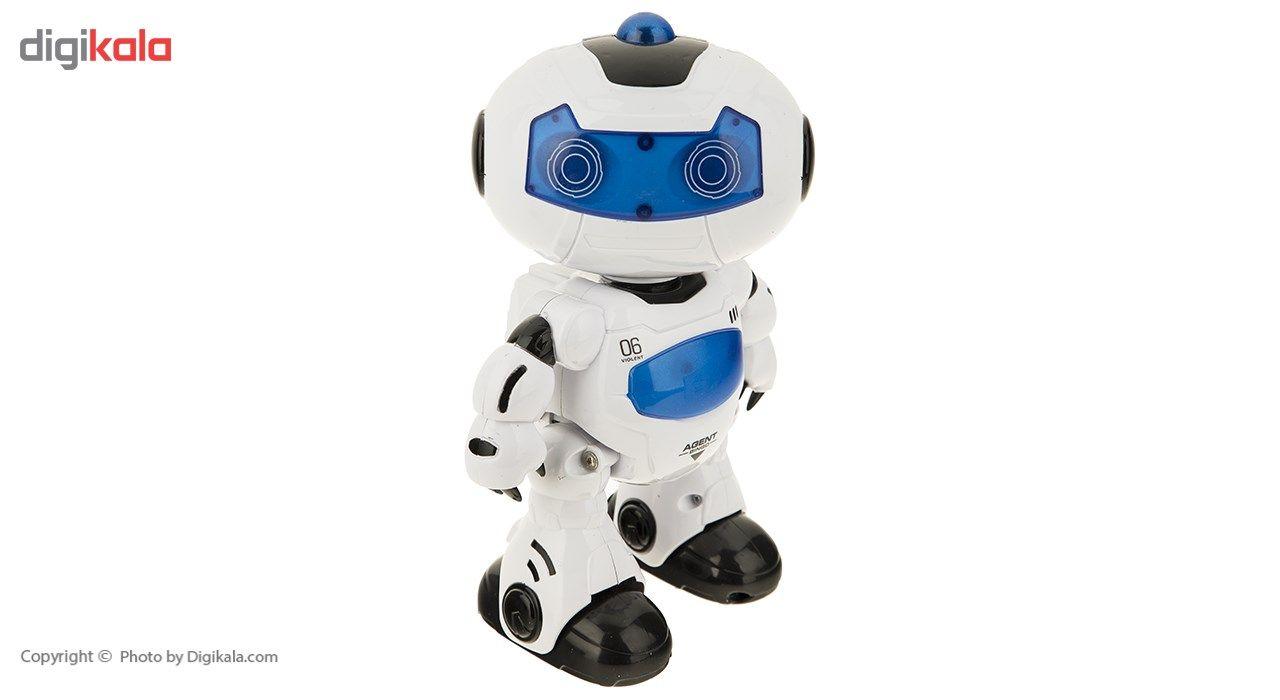 ربات اسباب بازی مدل Auto Demo main 1 5