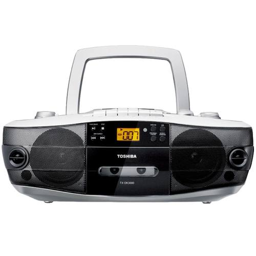 پخش کننده قابل حمل توشیبا مدل TX-DK3000