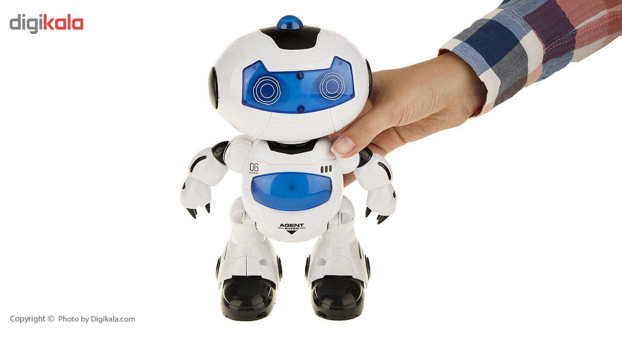 ربات اسباب بازی مدل Auto Demo main 1 8