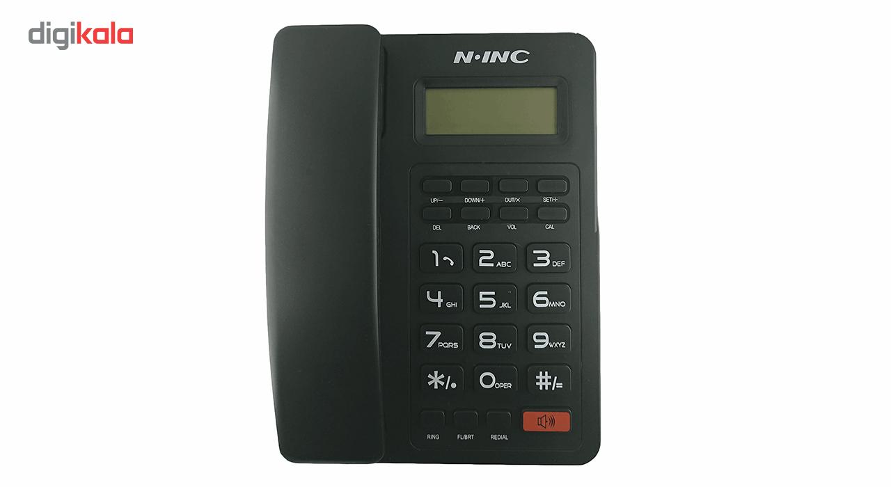 تلفن ان آی ان سی مدل KX-T8204CID