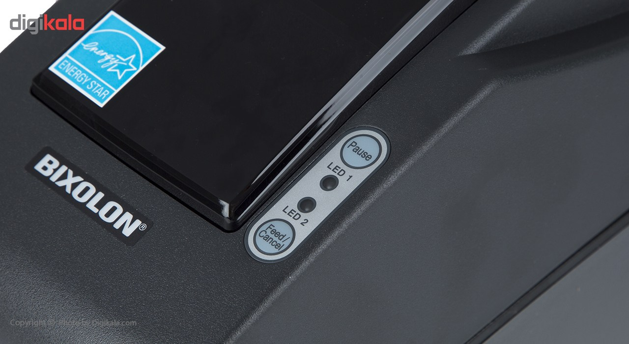 قیمت                      پرینتر لیبل زن بیکسولون مدل SLP-DX220 به همراه Peel-Off