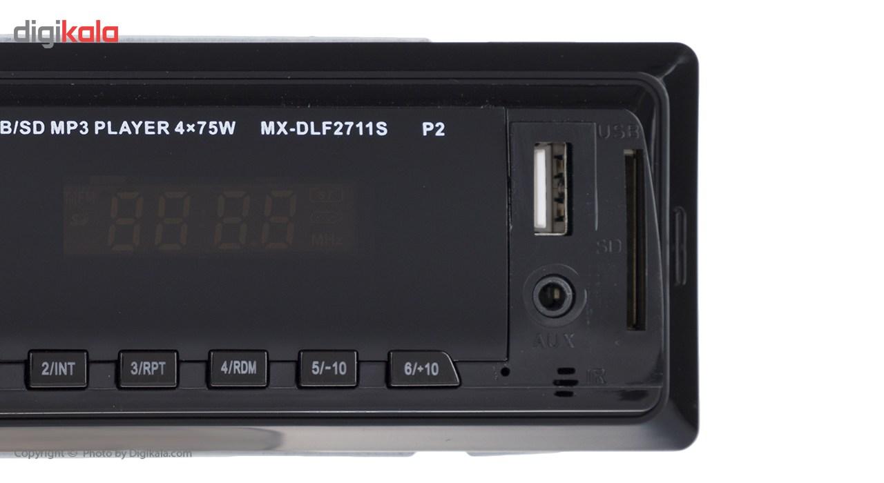 پخش خودرو مکسیدر مدل MX-DLF2711S