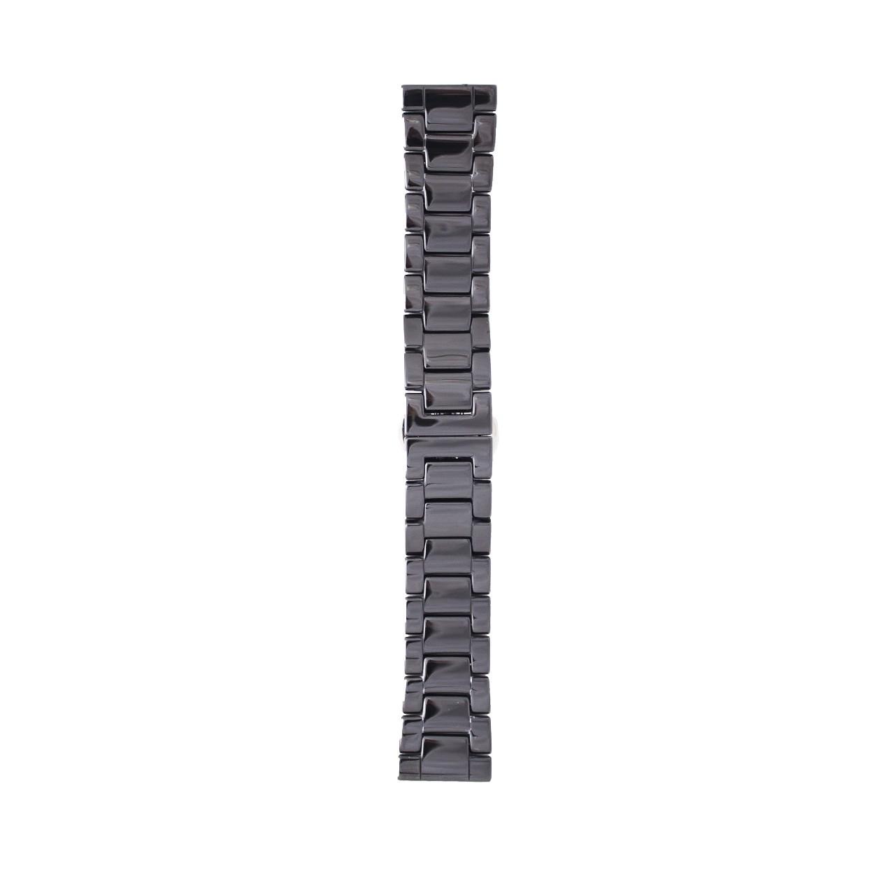 قیمت بند استیل ساعت هوشمند مدل Ceramics Band مناسب برای Gear S3