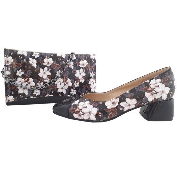 ست کیف و کفش زنانه مدل raziel-606