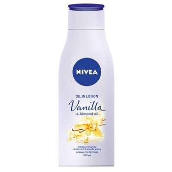 لوسیون بدن نیوآ مدل Vanilla حجم 200 میلی لیتر
