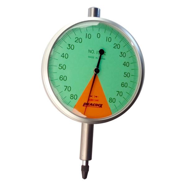ساعت اندیکاتور پیکاک  کد 15DZ  گستره0.16-0 میلیمتر