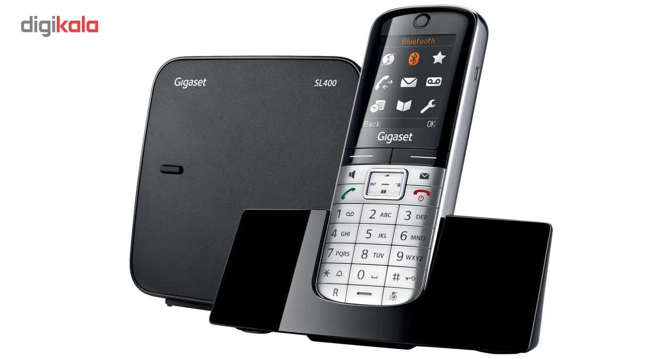 تلفن بی سیم گیگاست مدل SL400A