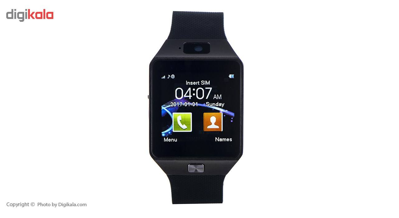 ساعت هوشمند وی سریز مدل SW main 1 1