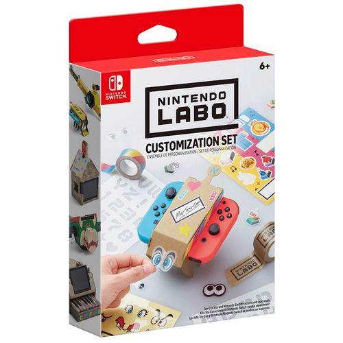 پک سفارشی سازی کیت نینتندو مدل Labo Variety مناسب برای نینتندو سوییچ
